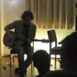 Video of Sugardrum song Poppies, from our house gig last November