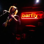 Sugardrum at the Barfly, London