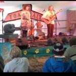 Sugardrum at Glastonbury Festival