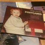 New Sugardrum EP - Postcards